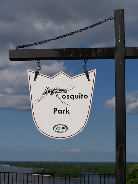 Mosquito Park (Scenic Overlook) - Burlington, Iowa
