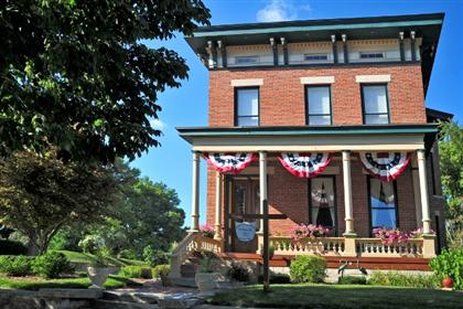 Historical North Hill - Burlington, Iowa