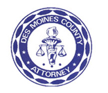 Des Moines County Attorney Logo